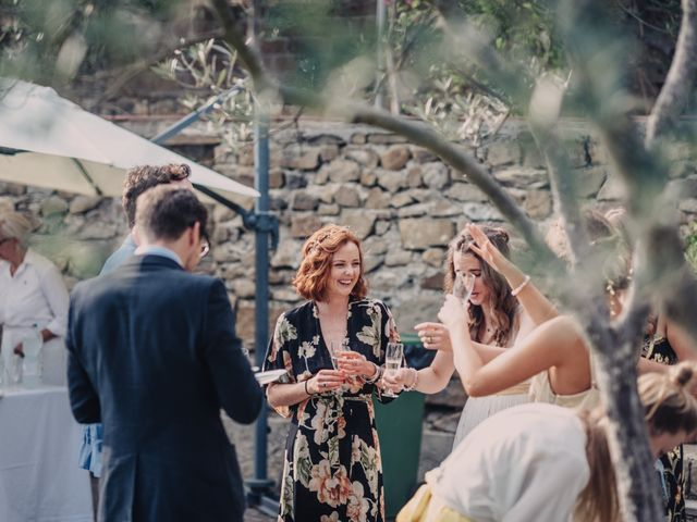 Il matrimonio di Patrick e Sophie a Greve in Chianti, Firenze 52