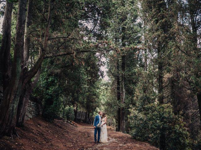 Il matrimonio di Patrick e Sophie a Greve in Chianti, Firenze 64