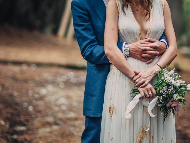 Il matrimonio di Patrick e Sophie a Greve in Chianti, Firenze 65