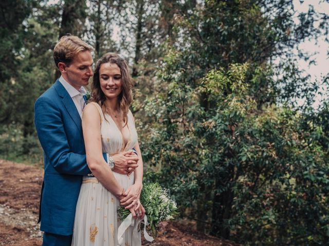 Il matrimonio di Patrick e Sophie a Greve in Chianti, Firenze 66