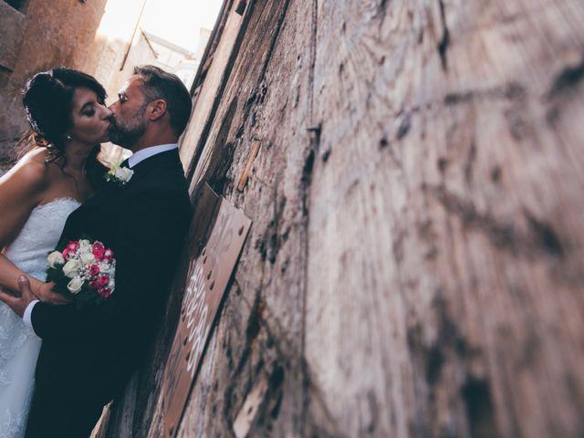 Le nozze di Marica e Federico