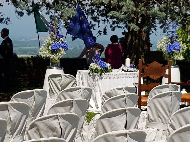 Il matrimonio di Gabriele e Eliana a Moncrivello, Vercelli 1