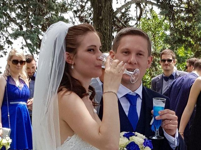 Il matrimonio di Gabriele e Eliana a Moncrivello, Vercelli 7