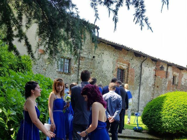 Il matrimonio di Gabriele e Eliana a Moncrivello, Vercelli 8