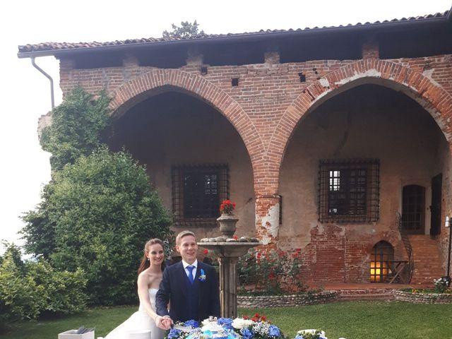 Il matrimonio di Gabriele e Eliana a Moncrivello, Vercelli 9