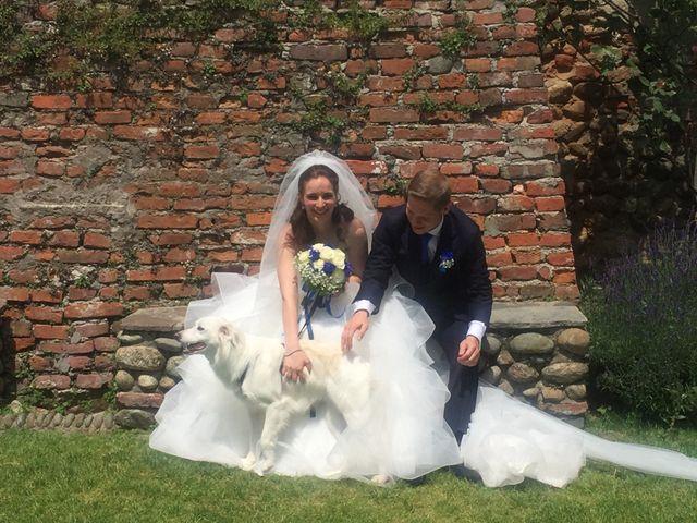 Il matrimonio di Gabriele e Eliana a Moncrivello, Vercelli 10