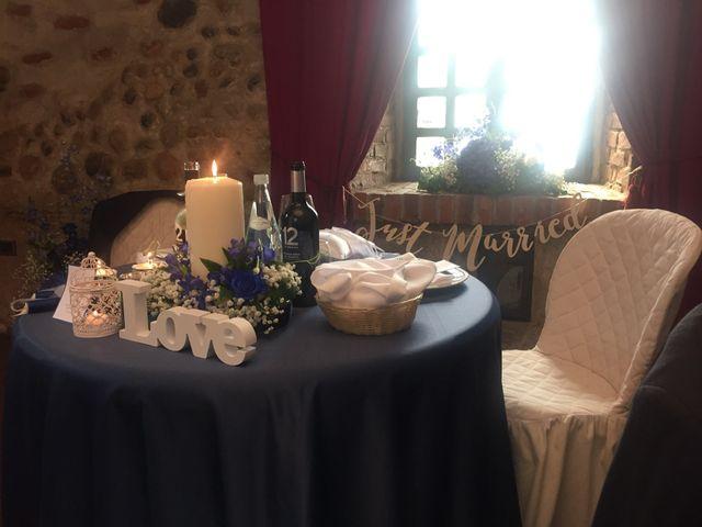 Il matrimonio di Gabriele e Eliana a Moncrivello, Vercelli 13