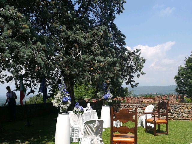 Il matrimonio di Gabriele e Eliana a Moncrivello, Vercelli 15