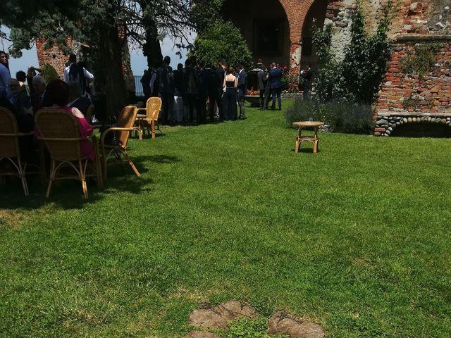 Il matrimonio di Gabriele e Eliana a Moncrivello, Vercelli 16