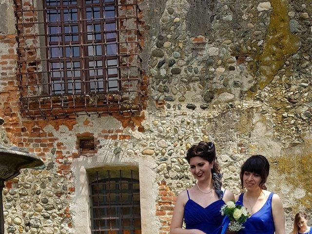 Il matrimonio di Gabriele e Eliana a Moncrivello, Vercelli 18