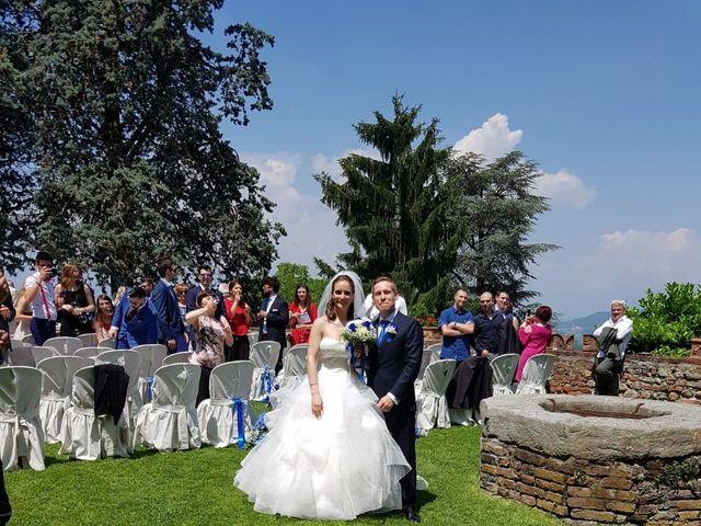 Il matrimonio di Gabriele e Eliana a Moncrivello, Vercelli 21