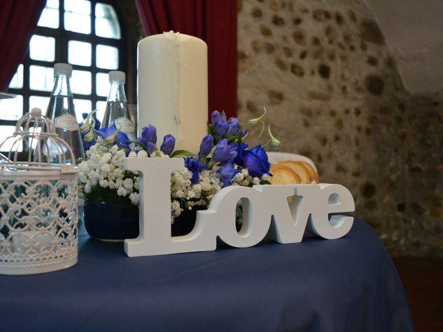 Il matrimonio di Gabriele e Eliana a Moncrivello, Vercelli 25