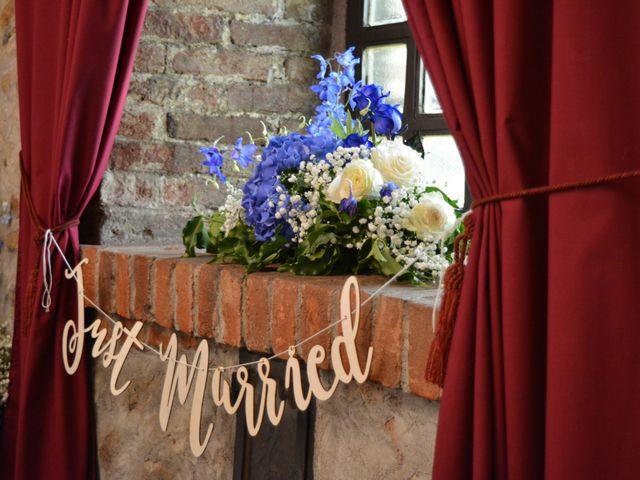 Il matrimonio di Gabriele e Eliana a Moncrivello, Vercelli 26