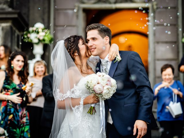 Il matrimonio di Domenico e Enrica a Catania, Catania 31