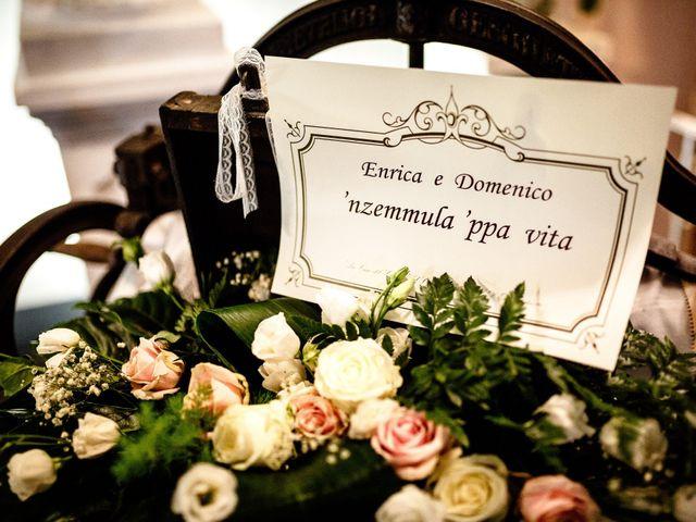 Il matrimonio di Domenico e Enrica a Catania, Catania 42