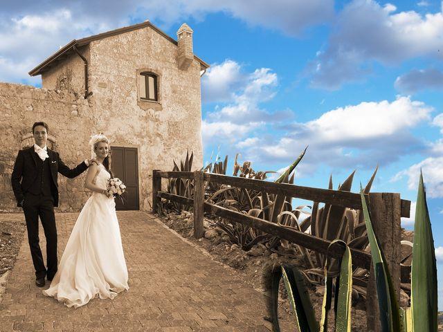 Le nozze di Giusy e Gianluca