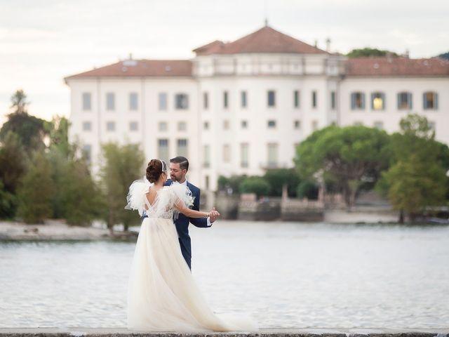 Le nozze di Rebeca e Joseba