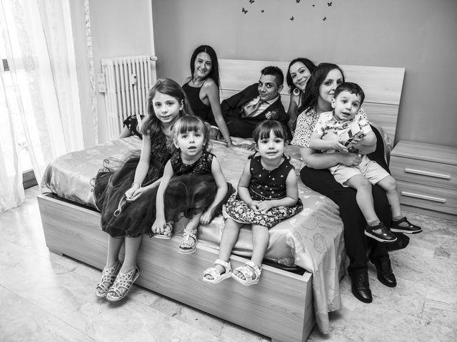 Il matrimonio di Gianluca e Daniela a Cogliate, Monza e Brianza 2