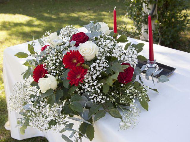 Il matrimonio di Gianluca e Daniela a Cogliate, Monza e Brianza 11