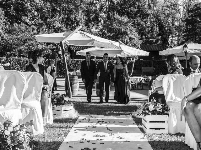 Il matrimonio di Gianluca e Daniela a Cogliate, Monza e Brianza 12
