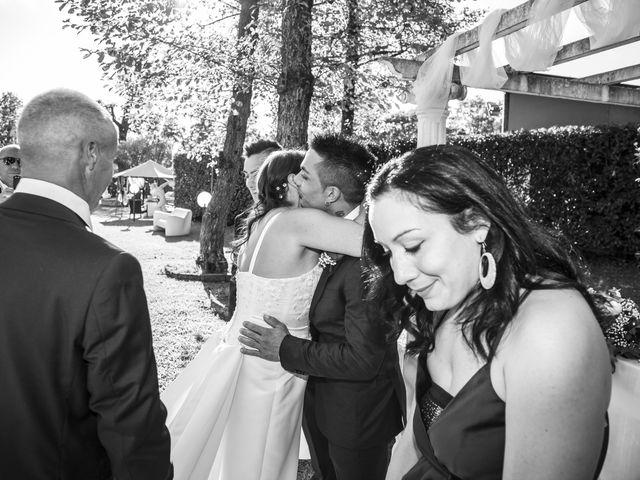 Il matrimonio di Gianluca e Daniela a Cogliate, Monza e Brianza 13