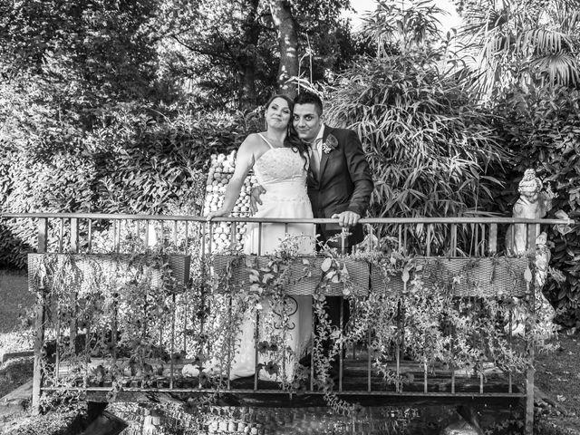 Il matrimonio di Gianluca e Daniela a Cogliate, Monza e Brianza 24