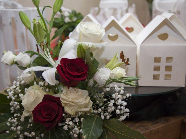 Il matrimonio di Gianluca e Daniela a Cogliate, Monza e Brianza 37
