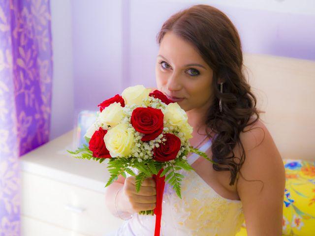 Il matrimonio di Gianluca e Daniela a Cogliate, Monza e Brianza 49