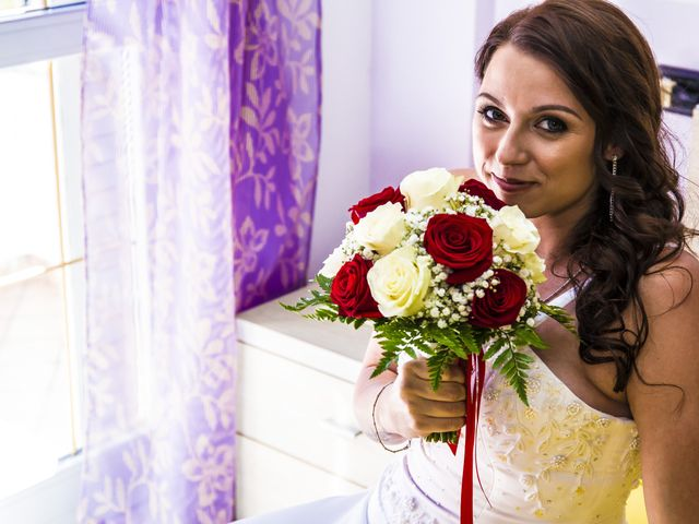 Il matrimonio di Gianluca e Daniela a Cogliate, Monza e Brianza 51