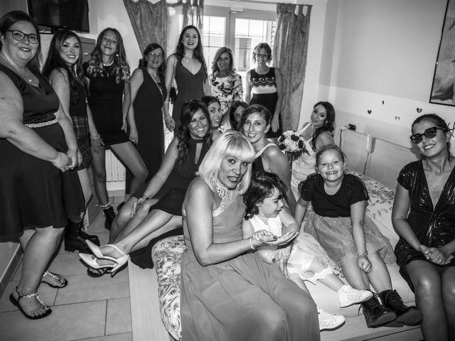 Il matrimonio di Gianluca e Daniela a Cogliate, Monza e Brianza 59