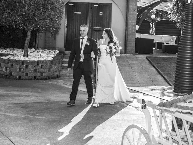 Il matrimonio di Gianluca e Daniela a Cogliate, Monza e Brianza 63