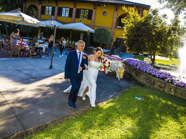 Il matrimonio di Gianluca e Daniela a Cogliate, Monza e Brianza 64