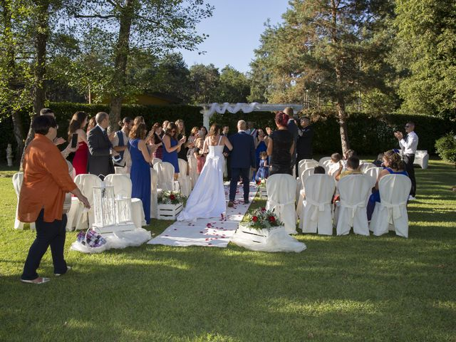 Il matrimonio di Gianluca e Daniela a Cogliate, Monza e Brianza 65