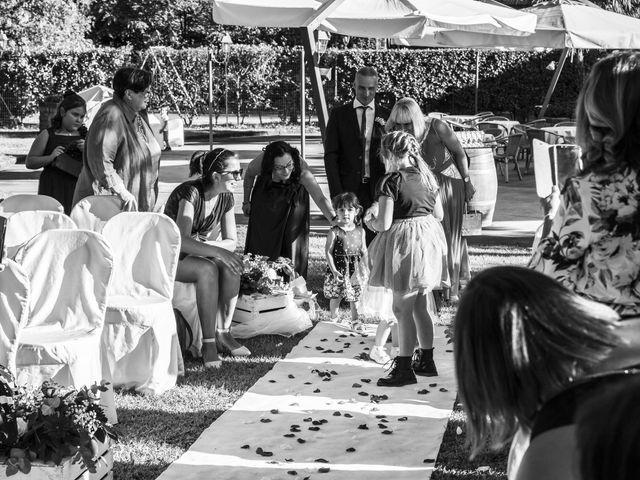 Il matrimonio di Gianluca e Daniela a Cogliate, Monza e Brianza 70