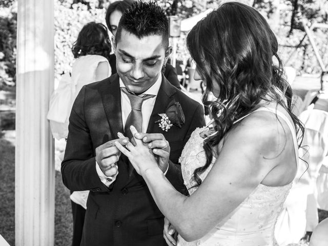 Il matrimonio di Gianluca e Daniela a Cogliate, Monza e Brianza 71