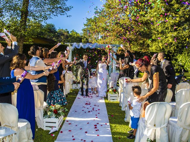 Il matrimonio di Gianluca e Daniela a Cogliate, Monza e Brianza 72