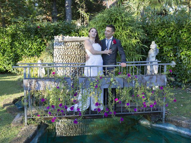 Il matrimonio di Gianluca e Daniela a Cogliate, Monza e Brianza 76