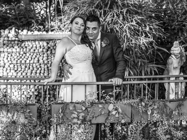 Il matrimonio di Gianluca e Daniela a Cogliate, Monza e Brianza 77