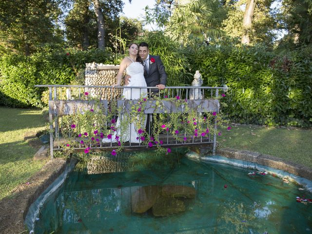 Il matrimonio di Gianluca e Daniela a Cogliate, Monza e Brianza 78