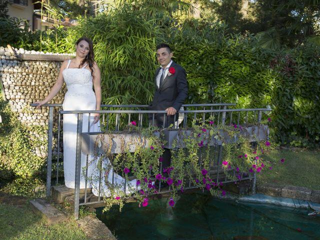 Il matrimonio di Gianluca e Daniela a Cogliate, Monza e Brianza 80