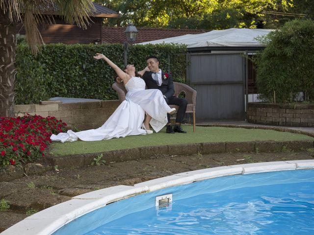 Il matrimonio di Gianluca e Daniela a Cogliate, Monza e Brianza 83