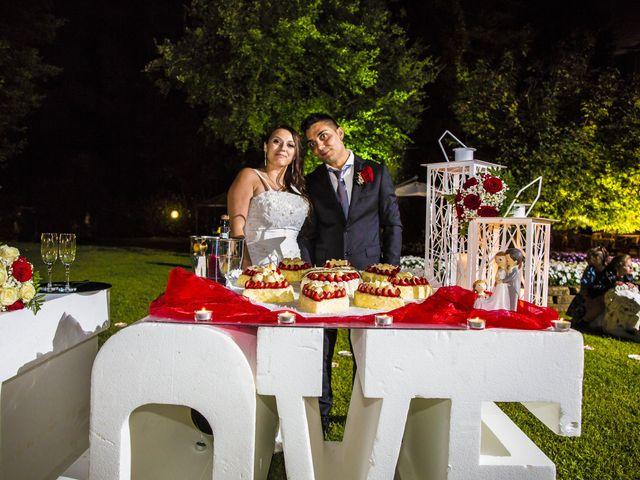 Il matrimonio di Gianluca e Daniela a Cogliate, Monza e Brianza 87