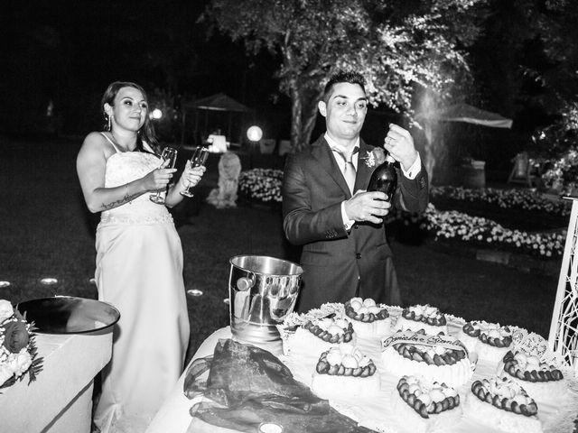 Il matrimonio di Gianluca e Daniela a Cogliate, Monza e Brianza 88