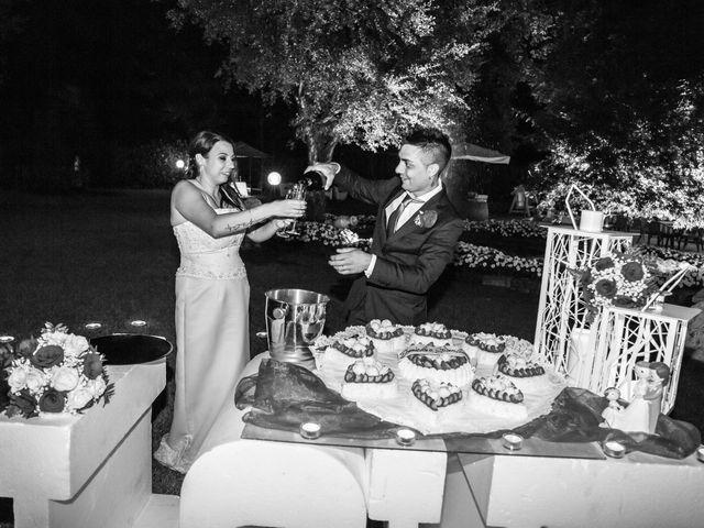 Il matrimonio di Gianluca e Daniela a Cogliate, Monza e Brianza 89