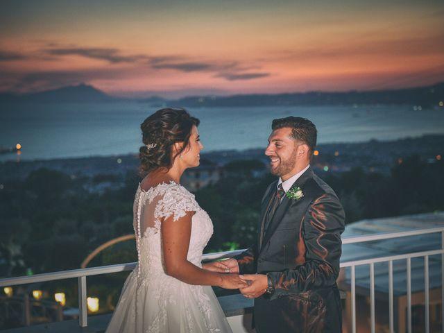 Le nozze di Leandro e Ester