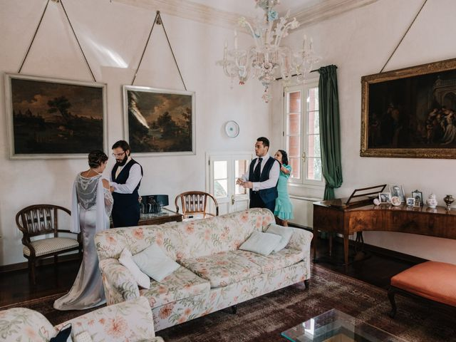 Il matrimonio di Genny e Andrea a Piombino Dese, Padova 6