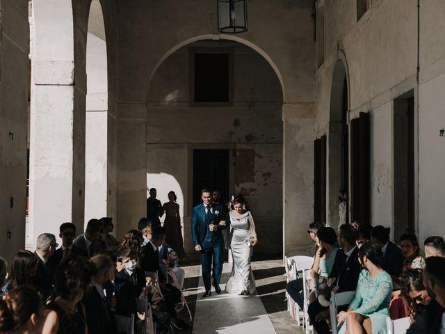 Il matrimonio di Genny e Andrea a Piombino Dese, Padova 28