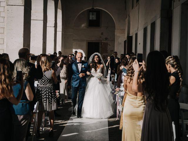 Il matrimonio di Genny e Andrea a Piombino Dese, Padova 29