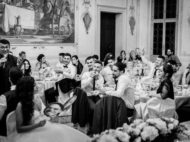 Il matrimonio di Genny e Andrea a Piombino Dese, Padova 37