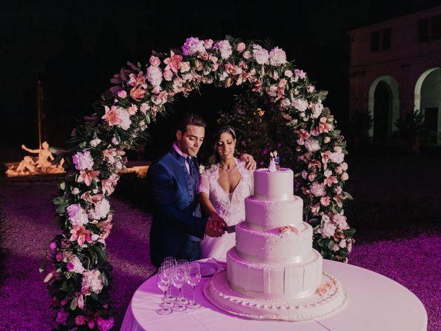 Il matrimonio di Genny e Andrea a Piombino Dese, Padova 39